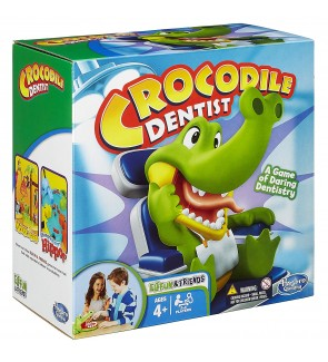 Crocodile game Dentist