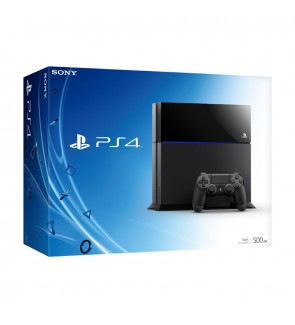 PlayStation 4 500gb + Juego...